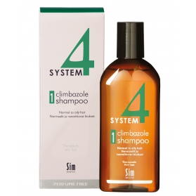 Sim Sensitive System 4 Climbazole Shampoo 1 215ml