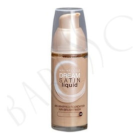 Maybelline New York Dream Satin Liquid Foundation 10 Ivory