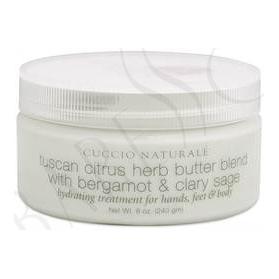 Cuccio Naturalé Butter Blend Tuscan Citrus Herb 240g