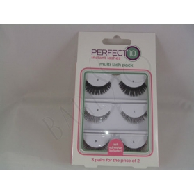 Perfect 10 Instant Lashes Multi Pack x 3