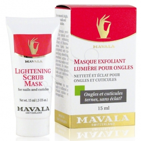 Mavala Mavala Lightening Scrub Mask 15ml