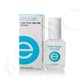 Essie Super Duper Top Coat Nail Gloss 15ml