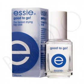 Essie  good to go  rapid dry + shine
