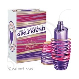 Justin Bieber Girlfriend edp 30ml