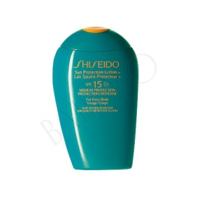 Shiseido Sun Protection Lotion SPF15 150ml