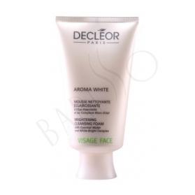 Decleor aroma white C+ brightening cleansing foam 150ml
