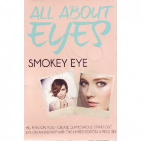 Model Co All About Eyes Smokey Eye 3pc
