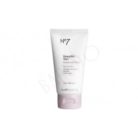 Boots No7 Normal Dry Radiance Exfoliator 75ml