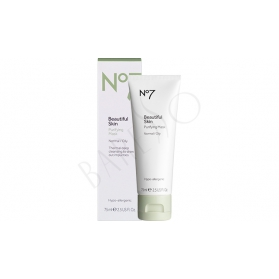 Boots No7 Normal Oily Purifying Mask 75ml