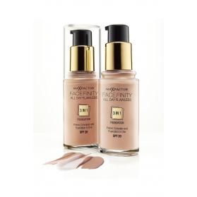 Max Factor Facefinity 3in1 Foundation - Soft Honey 30ml