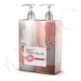 Morphosis Delux Color Shampoo 1000ml + Color Mask 1000ml
