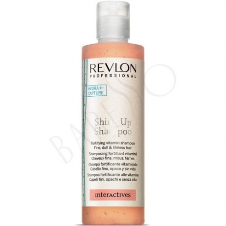 Revlon Professinal Interactives Shine Up Shampoo 250 ml