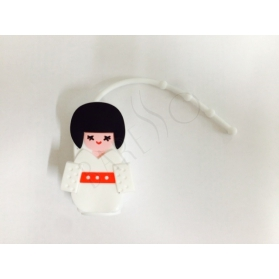 B&B Pocketbac Holder - Geisha
