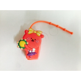 B&B Pocketbac Holder - Sunbear