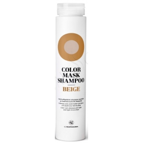 KC Color Mask Shampoo - Beige 250ml