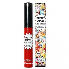 theBalm Pretty Smart Lipgloss WOW!