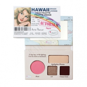 theBalm - Autobalm Hawaii Face Palette