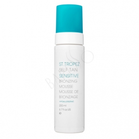 St.Tropez - Self Tan Sensetive Bronzing Mousse 200ml