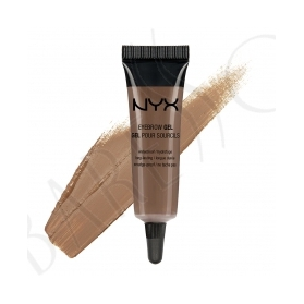 Nyx Eyebrow Gel - Chocolate 10ml