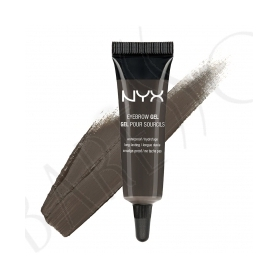 Nyx Eyebrow Gel - Black/Noir 10ml