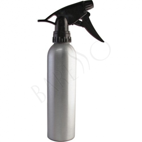 Spray bottle metallic