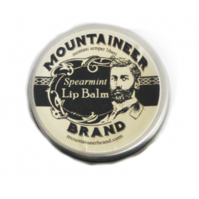 Mountaineer Brand - Läppbalsam Spearmint 15g