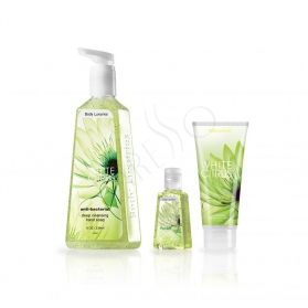 Body Luxuries - White Citrus Paket