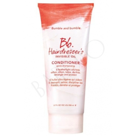 Bumble And Bumble Hairdresser's Invisible Oil Conditioner 200ml