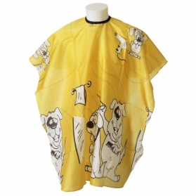 "Child cape ""doggy yellow"