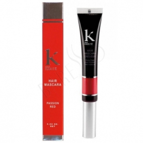 K Pour Karité Hair Mascara - Passion Red