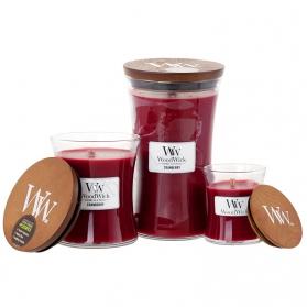 WoodWick Cranberry Doftljus