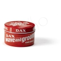 Dax Wave and Groom. red
