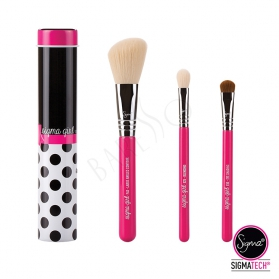 Sigma Beauty Color Pop Brush Kit
