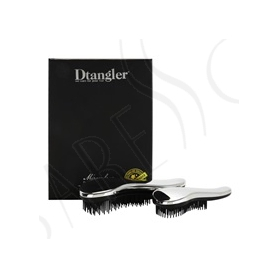 Detangling Brush Kit Silver