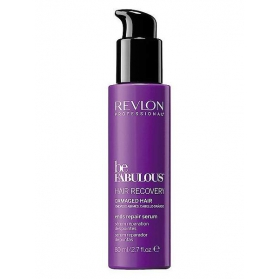 Revlon Be Fabulous Hair Recovery Ends Repair Serum 80ml