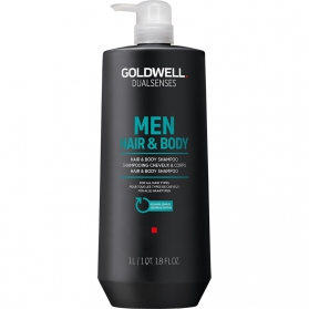 Goldwell Dualsenses For Men Hair & Body Shampoo 1500ml