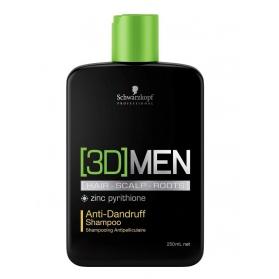 Schwarzkopf Anti-Dandruff Shampoo 250ml