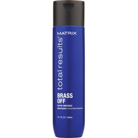 Matrix Total Results Brass Off Shampoo 300ml