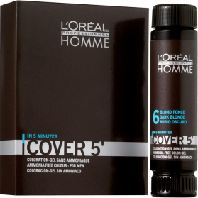 Loreal Homme Cover5 Brun Nr 4