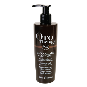Fanola Oro Therapy 24K Color Mask Chocolate 250ml