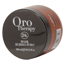 Fanola Oro Therapy 24K Rubino Puro Mask 300ml