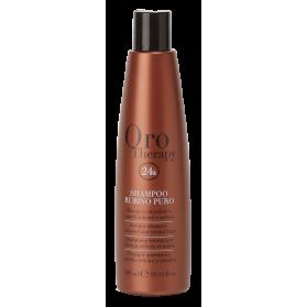 Fanola Oro Therapy 24K Rubino Puro Shampoo 1000ml