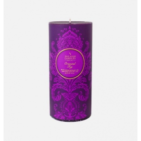 Shearer Candle Pillar Candle Oriental Fig 100h