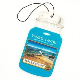 Yankee Candle Car Jar Turquoise Sky