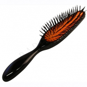 Detangling brush. narrow