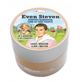 TheBalm Even Steven Foundation - Light/Medium
