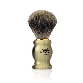 Mondial Shaving Brush Tudor Medium