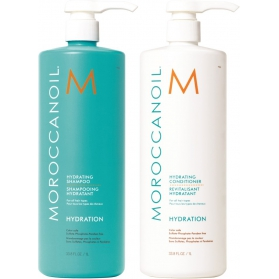 Moroccanoil Hydrating Duo 1000ml
