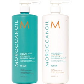 Moroccanoil Moisture Repair Duo 1000ml