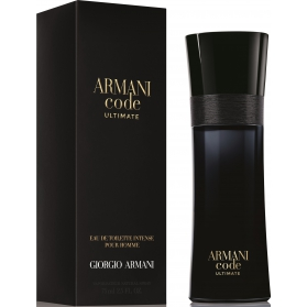 Armani Code Ultimate Intense Edt 75ml
